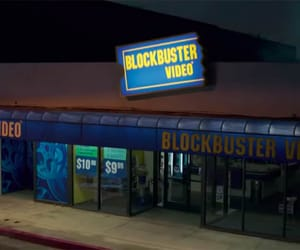 90s, blockbuster, and vintage image