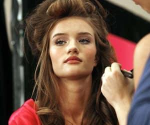 beauty, model, and models image