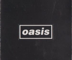 background, band, and oasis image