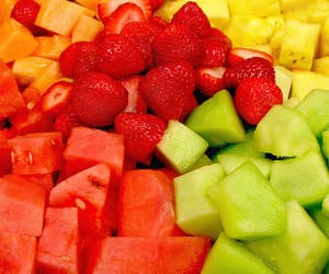 healthy, FRUiTS, and yummy image