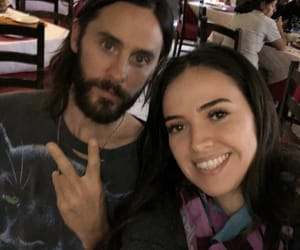 30 seconds to mars, jared leto, and fan image