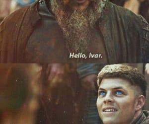 viking, vikings, and ragnar lothbrok image