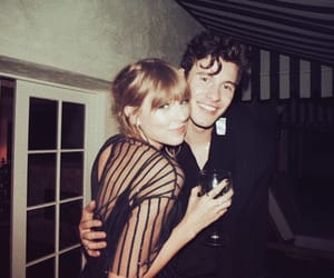 celebrity, Taylor Swift, and shawn mendes image