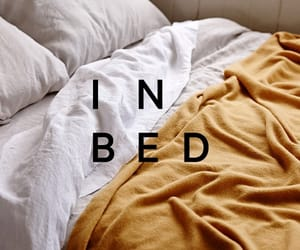 bed, tumblr, and sleep image