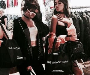 madison beer, shopping, and friends image