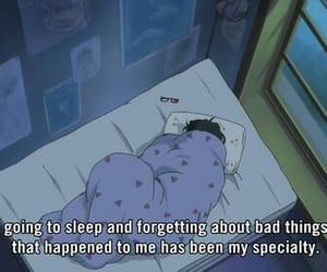 sleep, anime, and quotes image