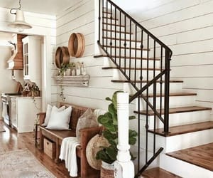 cozy, decorating, and farmhouse image