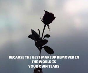 cry, remove, and sad image