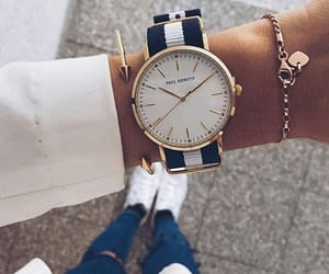 style, watch, and accessories image