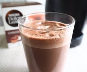 autumn, breakfast, and chocolate image