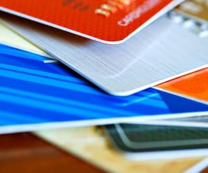 credit card and business credit card image