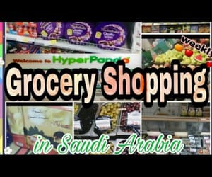 blogs, grocery shopping, and vlogs image