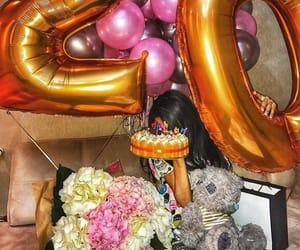 birthday, cake, and fashion image