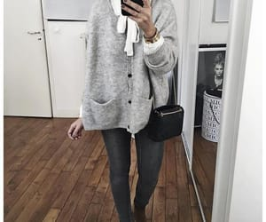 autumn, blogger, and fashion image