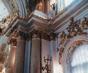 art, architecture, and gold image