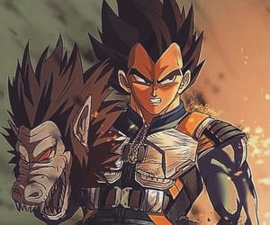anime, dragon ball z, and ssj image