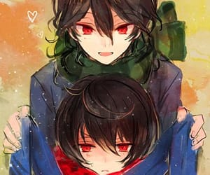 adorable, amor, and scarf image