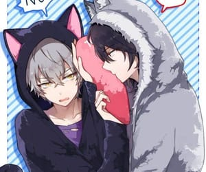 adorable, Boys Love, and Ilustration image