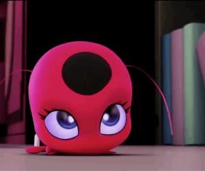 cartoon, miraculous ladybug, and gif image