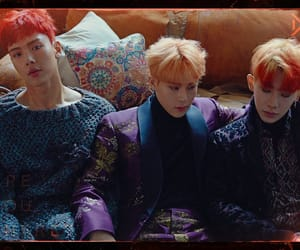 k-pop, jooheon, and are you there image