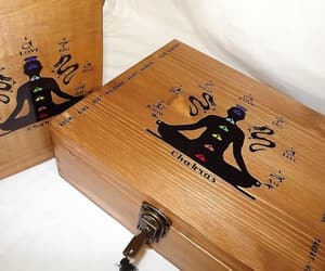 boxes, lockable box, and chakras image