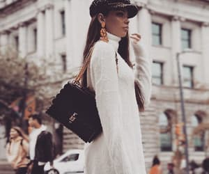 chic fashion, classy and chic, and fashion goals image