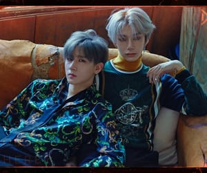 k-pop, i.m, and hyungwon image