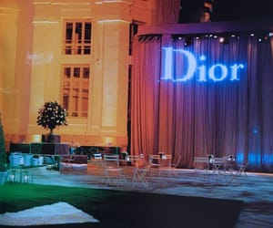 dior, event, and fashion image