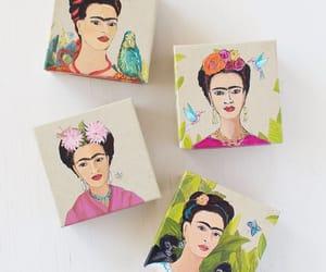 deco, diy, and Frida image