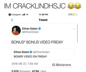 ethan, funny, and memes image