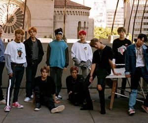 nct, johnny, and mark image