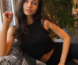 girl, model, and vika bronova image