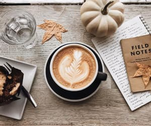 autumn, coffee, and aesthetic image