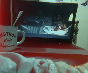 movie, saturday, and hotchocolate image