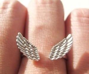 asas, anel, and anjo image