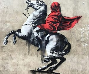 art, BANKSY, and street art image