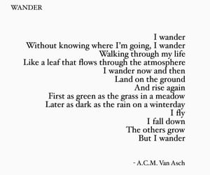growth, wanderlust, and leaf image