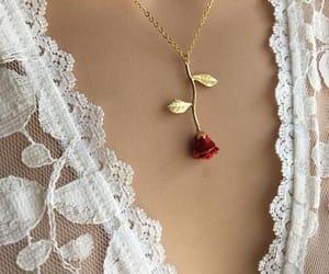 rosa, bela e a fera, and corrente image