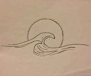 art, drawing, and deniz image