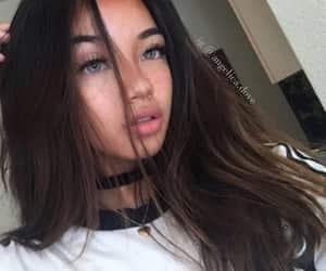 aesthetic, blue eyes, and girls image