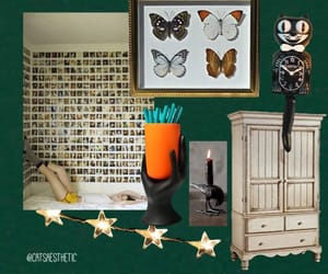 butterflies, dreamroom, and niche image