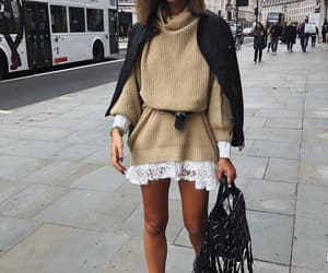 Balenciaga, fashion, and fashion blogger image