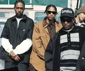 Eazy E and old school image