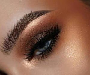 bronze, brow, and eye image
