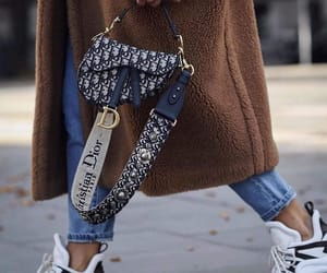 fashion, dior, and street style image