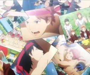 anime, kawaii, and orange image