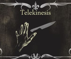 american horror story, coven, and telekinesis image
