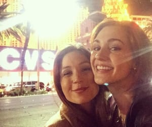 dominique provost, wynonna earp, and kat barrell image