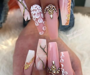 beautiful, fashion, and nails image