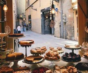 buffet, fall, and food image